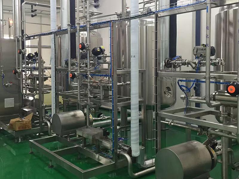 制药业精密设备安装工程