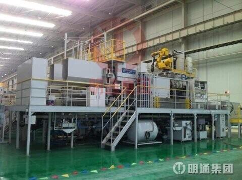 本田汽车金属型压铸机安装工程
